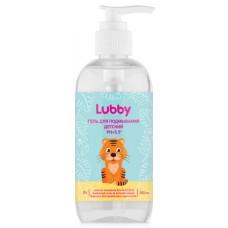"""Гель для подмывания детский """"Lubby"""" с рождения (арт. 20576)"""