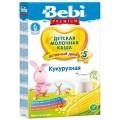 Каша Bebi Premium кукурузная с 5 мес. (мол.)