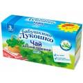 Чай детский Бабушкино Лукошко Мята с 3 мес.