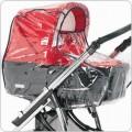 Дождевик на коляску универсальный Бим-Бом (плотность 80 мкм) (арт. М-21/2)