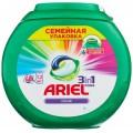 Капсулы для стирки Pods 3in1 Ariel Color (для цветного)