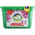 Капсулы для стирки Ariel Pods touch of Lenor Fresh 3 в 1 (универсальное средство)