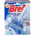 Чистящее средство для унитаза Bref Color aktiv с Хлоркомпонентом (окрашивает воду)