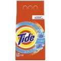 Стиральный порошок Tide + Lenor touch of scent автомат (универсальное средство: для белого и цветного)