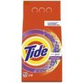 Стиральный порошок Tide с ароматом Lenor Лаванда (универсальное средство)