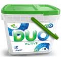 Стиральный порошок универсальный концентрат Duo Active