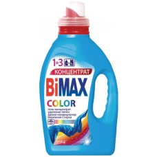 Гель-концентрат для стирки цветного BiMAX Color (для цветного)