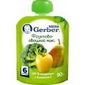 Пюре Gerber Фруктово-овощной микс с 6 мес. (пауч)