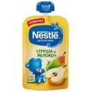 Пюре Nestle груша-яблоко с 5 месяцев