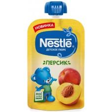 Пюре Nestle персик с 4 месяцев