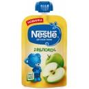 Пюре Nestle яблоко с 4 месяцев