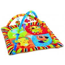 "Игровой развивающий коврик ""Умка"" с мягкими игрушками на подвеске (арт. 214233)"