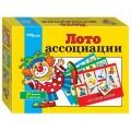 Настольная игра Step Puzzle «Лото» Ассоциации с 4 лет (арт. 80302)