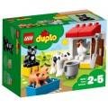 Конструктор LEGO DUPLO Town Ферма: домашние животные, 2-5 лет (арт. 10870)