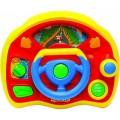 Развивающая игрушка Расти Малыш «Веселые гонки» (арт. TV80N)