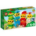 Конструктор LEGO DUPLO My First Мои первые эмоции (арт. 10861)