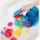 Игрушки для купания, мини-коврики, пластизоль, магнитики