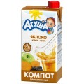 Компот Агуша Изюм-курага-яблоко с 3 лет