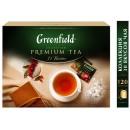 Чайный набор Greenfield Premium Collecton 30 видов чая в пакетиках