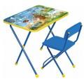 Комплект мебели Nika kids «Хочу все знать» (арт. КП2/7)