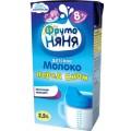 Молоко ФрутоНяня Перед сном 2,5% с 8 мес.