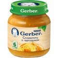 Пюре Gerber Спагетти с цыпленком с 6 мес.