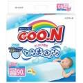 Подгузники Goon до 5 кг.