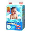 Подгузники Genki 4-8 кг.