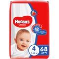 Подгузники Huggies Classic 7-18 кг.