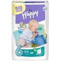 Подгузники Bella baby Happy Junior Extra 16+кг.
