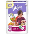 Подгузники Bella baby Happy Junior 12-25 кг.