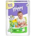 Подгузники Bella baby Happy maxi 8-18 кг.