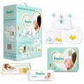 Набор подарочный Pampers Подгузники Premium Care Newborn Эконом упаковка 2-5 кг. 72 шт.