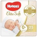 Подгузники Huggies Elite Soft 0 до 3,5 кг.