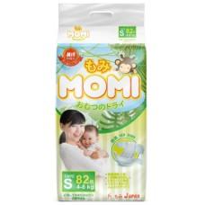 Подгузники Momi 4-8 кг.