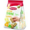Печенье Semper NaturBalance банановое с 6 мес.