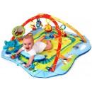 Развивающие коврики, хранение игрушек