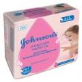 Влажные салфетки Johnsons baby «Нежная забота»