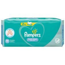 Cалфетки влажные Pampers Fresh Clean Duo