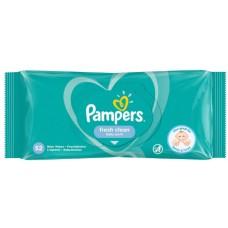 Cалфетки влажные Pampers Fresh Clean Single