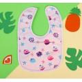 Нагрудник детский непромокаемый «Для малышек» Крошка Я, на кнопках (арт. 2315129)