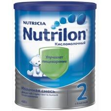 Nutrilon Кисломолочный 2 с 6 мес.