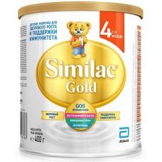 Молочная смесь Similac Gold 4 c 18 мec.