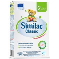 Смесь Similac Классик 2 с 6 мес.