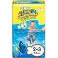 Подгузники Huggies для плавания «Little Swimmers» 3-8 кг.
