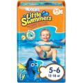 Подгузники Huggies для плавания «Little Swimmers» 12-18 кг.