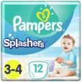 Трусики-подгузники Pampers «Splashers» для плавания 6-11 кг.