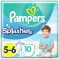 Трусики-подгузники Pampers «Splashers» для плавания 14 кг.+