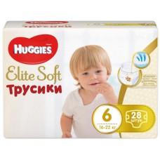 Трусики Huggies Elite Soft 16-22 кг.