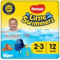 Подгузники для плавания Huggies Little Swimmers 3-8 кг.